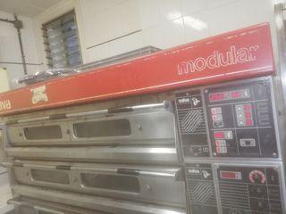 horno individual de pisos para pastelería o para p