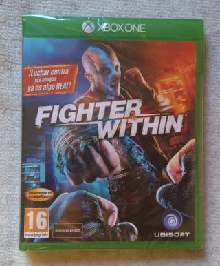 FIGHTER WITHIN XBOX ONE NUEVO PRECINTO
