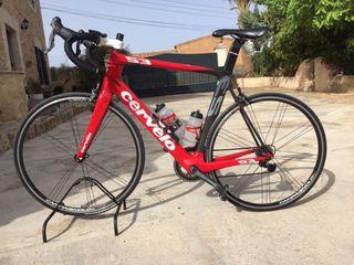 Vendo bicicleta de carretera Cervelo S3