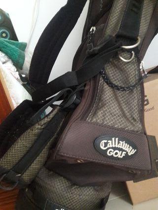 bolso palo de golf