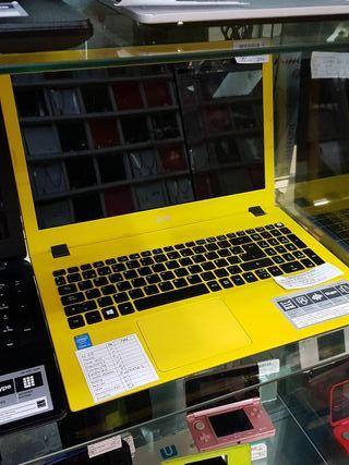 portátil Acer i3.