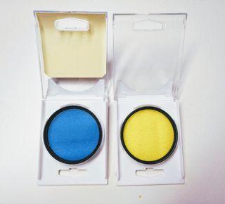 Filtros para objetivo de 58mm