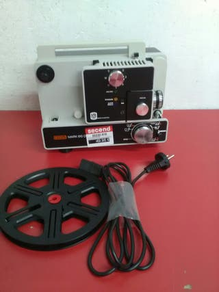 Proyector Super 8 EUMIG Mark 610
