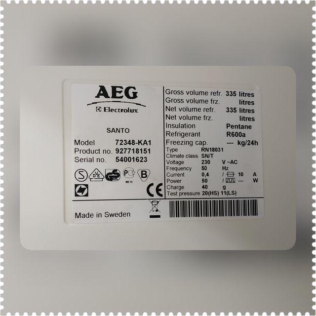 Frigorífico Nevera AEG (outlet)