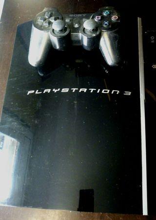 PS3 + videojuegos