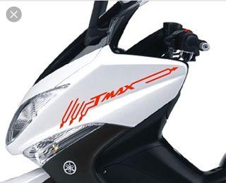 Pack pegatinas Yamaha TMax