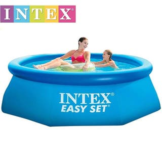 PISCINA HINCHABLE INTEX EASY SET