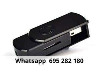 USB VIDEOCAMARA DE VIGILANCIA 1080P