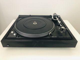 Dual 606 tocadiscos Vintage