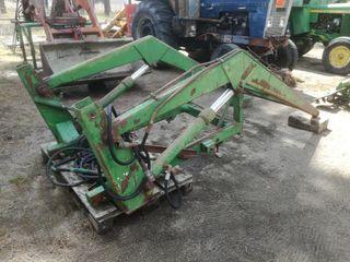 pala completa para tractor deutz