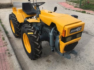 Tractor pascuali 991