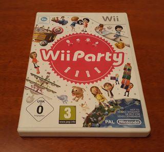 Juegos Wii (Wii Party)