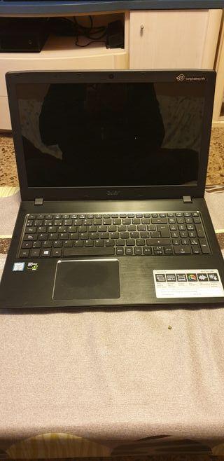 Portátil Intel i5 Acer aspire e15