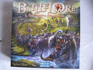 juego de mesa Battle Lore BattleLore Days of Wonde