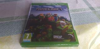 Minecraft Xbox One nuevo embalado
