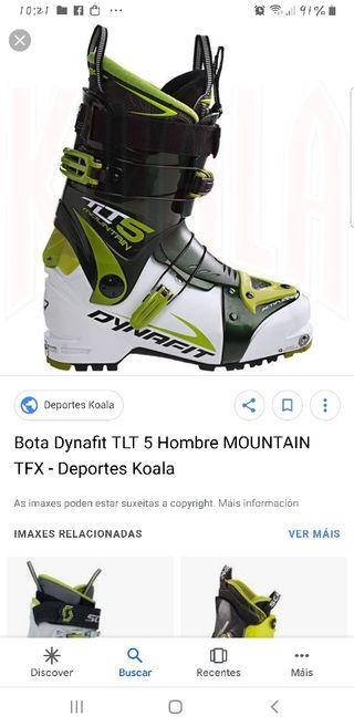 botas esquí travesía DYNAFIT TLT 5 MOUNTAIN