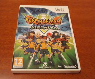 Juegos Wii (Inazuma Eleven Strikers)