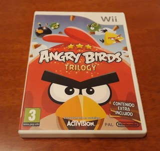 Juegos Wii (Angry Birds Trilogy)