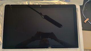 Display pantalla imac 21.5 LM215WF3, cristal roto
