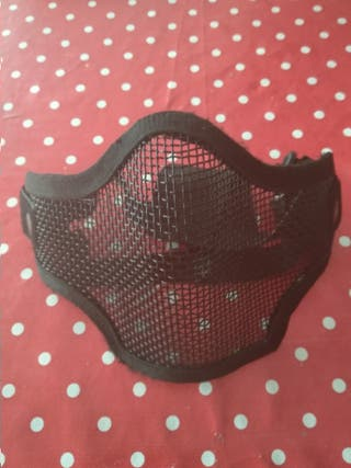 Mascara protectora de airsoft