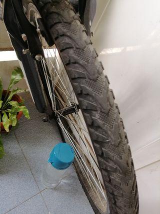 Bicicleta de montaña Indur 26