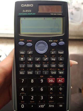 calculadora casio fx-85ES