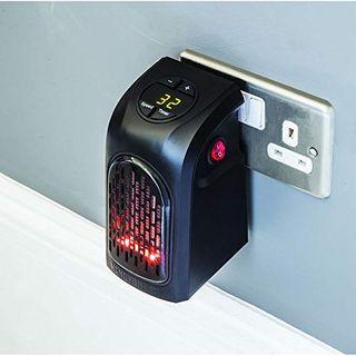 Estufa Eléctrica Calefactor Portátil oferta