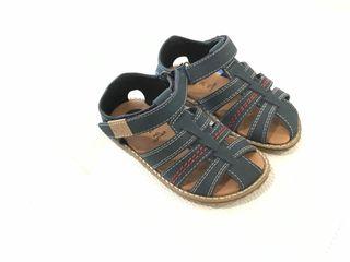 Vendo sandalia Gioseppo serraje marino