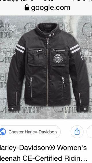 Cazadora chaqueta Harley Davidson