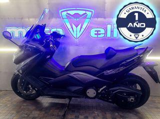 MOTO YAMAHA TMAX 530 NEGRA DEL 2012