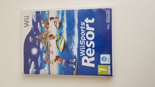 Wii sports y sports resort