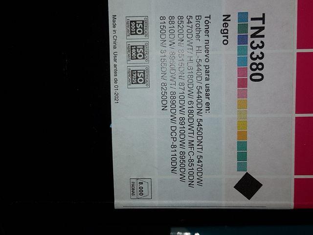 Toner Impresora HP