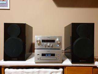 Equipo de audio, vídeo, fm y reproductor mp3