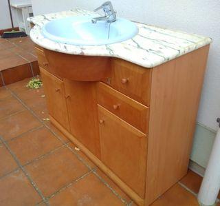 mueble de baño-lavabo