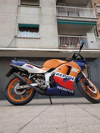 Moto Honda 50 NSR