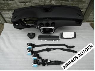 KIT AIRBAGS MERCEDES CLASE A W176 CARBON