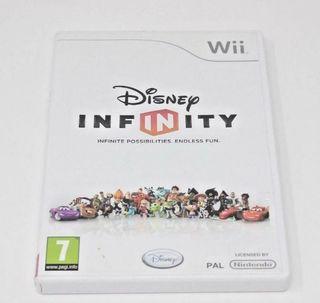 Juegos Wii (Disney Infinity)