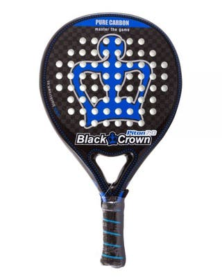 PALA PÁDEL BLACK CROWN PITON 7.0