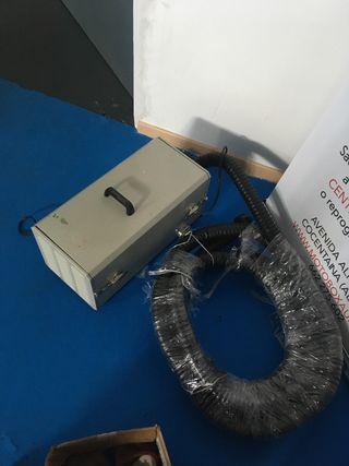 Extractor de humos portatil