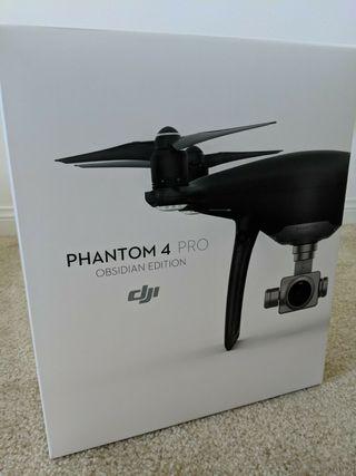 DJI Phantom 4 Pro - Obsidian Edition