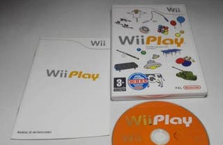 Juegos Wii (Wii Play)