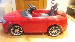 coche de niño Audi RS5!