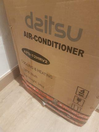 Aire Acondicionado Daitsu APD 12 hr