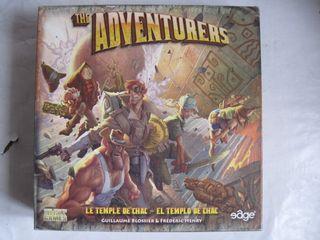 juego de mesa the adventurers el templo de Chac