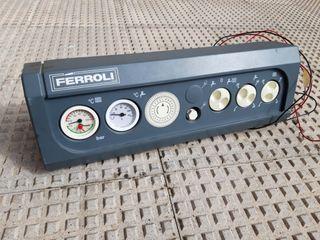 Cuadro eléctrico para caldera Ferrol GNK1