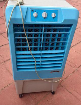 Aire acondicionado portátil industrial