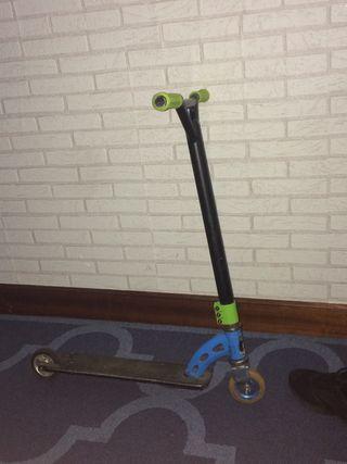 Scoot free style (patinete)
