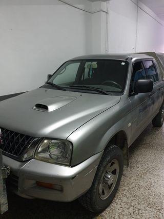 Mitsubishi L 200 2003