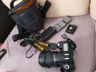 Camara Digital Nikon D90