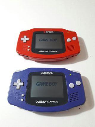 Game Boy Target Pack